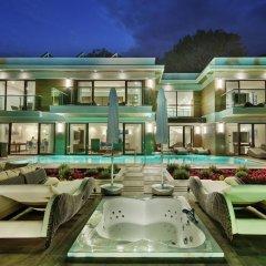 Отель Nirvana Lagoon Villas Suites & Spa 5* Вилла с различными типами кроватей фото 20