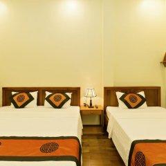 Отель Qua Cam Tim Homestay Стандартный номер с различными типами кроватей фото 7