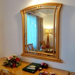 Green Hotel Nha Trang 3* Улучшенный номер фото 27