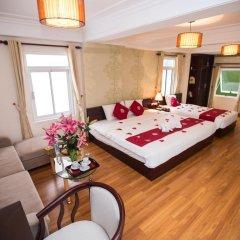 Hanoi Central Park Hotel 3* Стандартный номер с различными типами кроватей фото 5