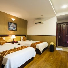 King Town Hotel Nha Trang 3* Номер Делюкс с различными типами кроватей фото 2