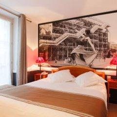 Отель Hôtel Atelier Vavin 3* Стандартный номер с различными типами кроватей фото 9