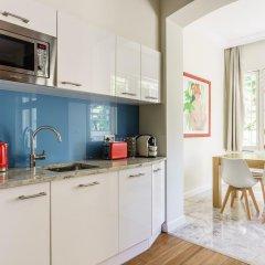 Апартаменты Sanhaus Apartments Студия фото 5