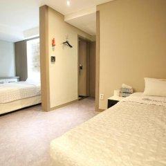 Hotel MIDO Myeongdong 2* Улучшенный номер с различными типами кроватей фото 13