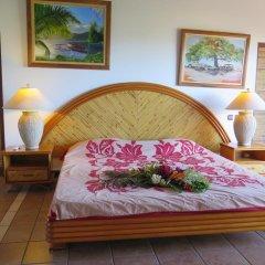 Отель Villa Marama Французская Полинезия, Папеэте - отзывы, цены и фото номеров - забронировать отель Villa Marama онлайн комната для гостей фото 3