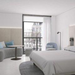 Amsterdam Marriott Hotel 5* Улучшенный номер с различными типами кроватей