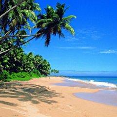 Апартаменты Ocean Breeze Apartment Colombo пляж фото 2