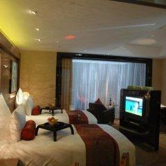 Pudi Boutique Hotel Fuxing Park Shanghai 4* Улучшенный номер с различными типами кроватей фото 5