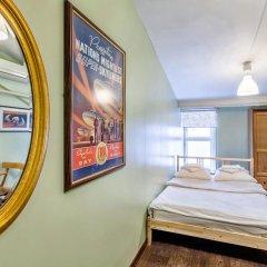 Хостел Друзья на Банковском Номер с общей ванной комнатой с различными типами кроватей (общая ванная комната) фото 7