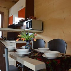 Отель MSC Houses Luxurious Silence Шале с различными типами кроватей фото 14