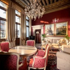 Ruzzini Palace Hotel 4* Люкс с различными типами кроватей фото 12