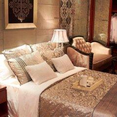 U Home Hotel - Foshan Junyu 3* Номер Делюкс с различными типами кроватей фото 4