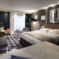 Radisson Blu Royal Hotel Brussels 4* Стандартный номер с различными типами кроватей фото 6