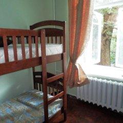 Отель Yourhostel Kiev Кровать в общем номере