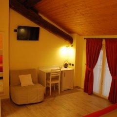 Отель Agriturismo Le Risaie Стандартный номер фото 7