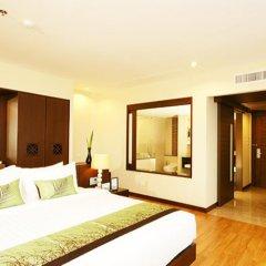 Отель The Heritage Pattaya Beach Resort 4* Стандартный номер с различными типами кроватей фото 2