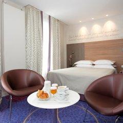 Hotel de Sevigne 3* Стандартный номер с различными типами кроватей фото 6