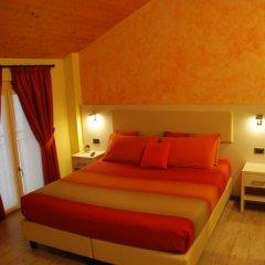 Отель Agriturismo Le Risaie Стандартный номер фото 3