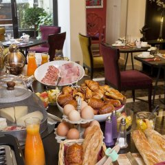 Hotel Le Chaplain Rive Gauche 4* Стандартный номер с различными типами кроватей фото 15
