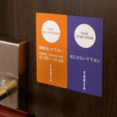 Hotel Forza Hakataeki Hakataguchi 3* Стандартный номер фото 11