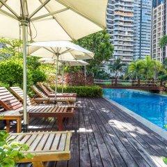 Sanya Baohong Hotel бассейн фото 2