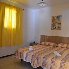 Отель Pensión Eva Стандартный номер с 2 отдельными кроватями (общая ванная комната) фото 13