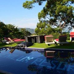Отель Step23 Sea VIew Patong Village 2* Апартаменты с различными типами кроватей фото 5