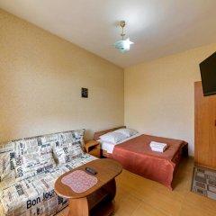Гостиница Кузбасс Стандартный номер с различными типами кроватей фото 9