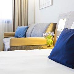 Отель Novotel Genova City 4* Стандартный номер разные типы кроватей