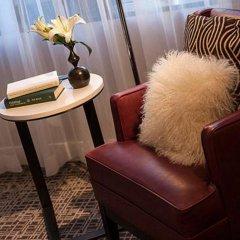 Renaissance Washington, DC Downtown Hotel 4* Стандартный номер с различными типами кроватей фото 7