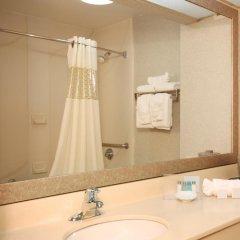Отель Meadowlands River Inn 2* Стандартный номер с различными типами кроватей фото 6