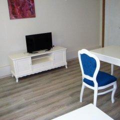 Отель carme otel 2 3* Номер Делюкс с различными типами кроватей фото 8