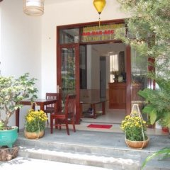 Отель Vang Anh Guesthouse Вьетнам, Хойан - отзывы, цены и фото номеров - забронировать отель Vang Anh Guesthouse онлайн пляж