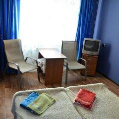 Гостиница Спартак Стандартный номер с двуспальной кроватью фото 6