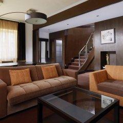 Гостиница Шератон Палас Москва 5* Улучшенный люкс с различными типами кроватей фото 4