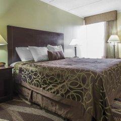 Отель Best Western Gastonia 2* Стандартный номер с различными типами кроватей фото 3