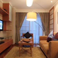 Апартаменты Montara Executive Serviced Apartment комната для гостей фото 3