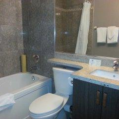 Отель Barclay Hotel Канада, Ванкувер - отзывы, цены и фото номеров - забронировать отель Barclay Hotel онлайн ванная