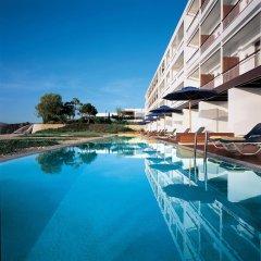 Отель Grand Resort Lagonissi 5* Номер Делюкс с различными типами кроватей фото 3