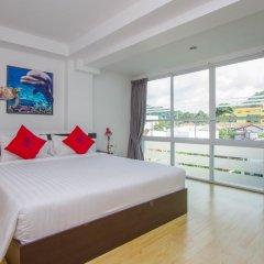 Отель Rang Hill Residence 4* Улучшенный номер с 2 отдельными кроватями фото 13