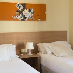 Отель Aura Park Fira Barcelona комната для гостей фото 4