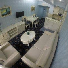 Гостиница Дельфин 3* Стандартный номер с двуспальной кроватью
