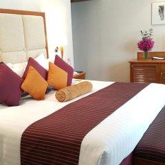 Boulevard Hotel Bangkok 4* Номер Делюкс с разными типами кроватей фото 23