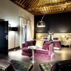 Отель Eurostars Sevilla Boutique 4* Люкс с различными типами кроватей фото 4