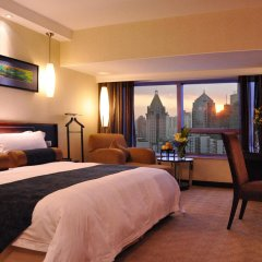 Shanghai Grand Trustel Purple Mountain Hotel 5* Номер Делюкс с различными типами кроватей фото 2