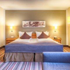 Отель Leonardo Hamburg Airport Гамбург комната для гостей фото 3