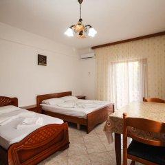 Отель Dine Албания, Ксамил - отзывы, цены и фото номеров - забронировать отель Dine онлайн комната для гостей фото 3