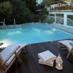 Отель Dory & Suite Риччоне бассейн
