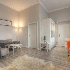 Отель Apartmenthaus Hohe Straße Дюссельдорф комната для гостей фото 2