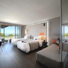 Отель Tahiti Ia Ora Beach Resort - Managed by Sofitel 4* Стандартный номер с различными типами кроватей фото 3